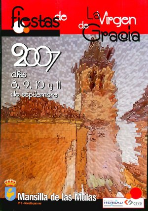 Revista Nº 6 - Virgen de Gracia 2007