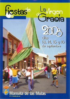 Revista Nº 9 - Virgen de Gracia 2008